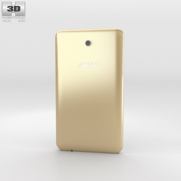 Asus Fonepad 7 (FE375CG) Gold 3d model
