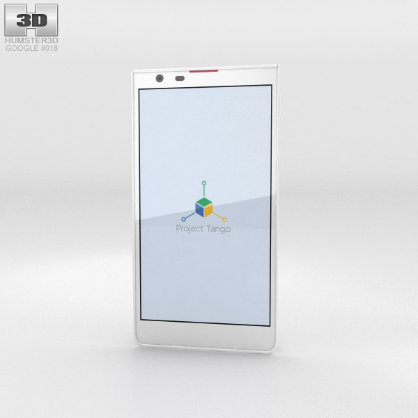 Google Project Tango 3d model