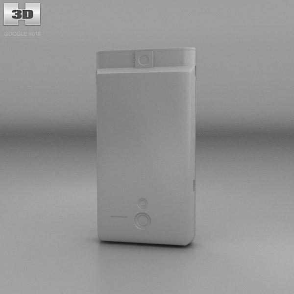 Google Project Tango 3d Model Hum3d