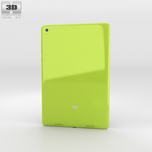 Xiaomi Mi Pad 7.9 inch Green 3d model