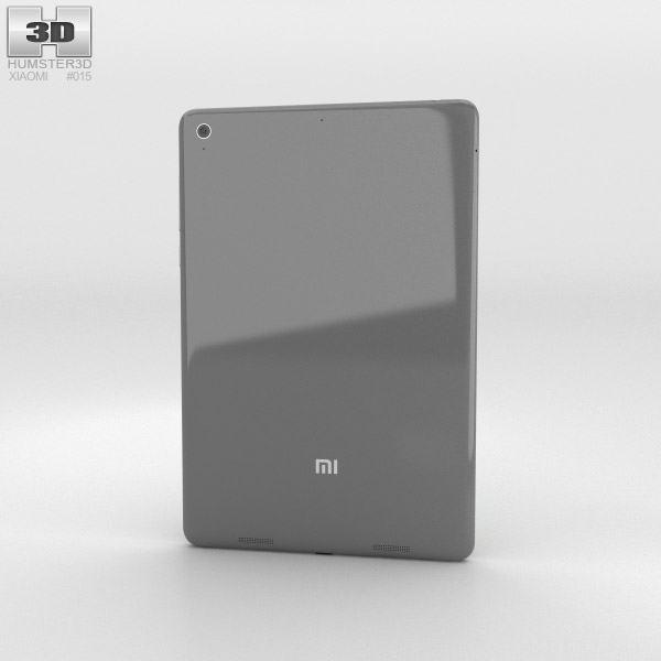 Xiaomi Mi Pad 7.9 inch Gray 3d model