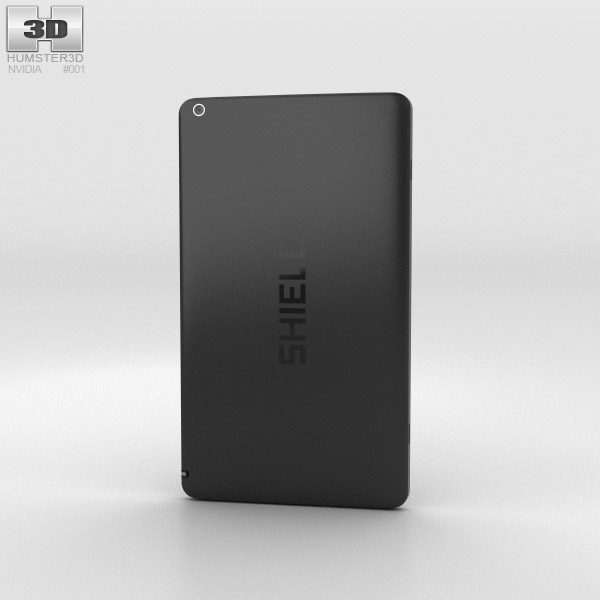 Nvidia Shield Tablet 3d model