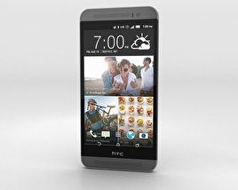 HTC One (E8) CDMA Misty Gray 3D model