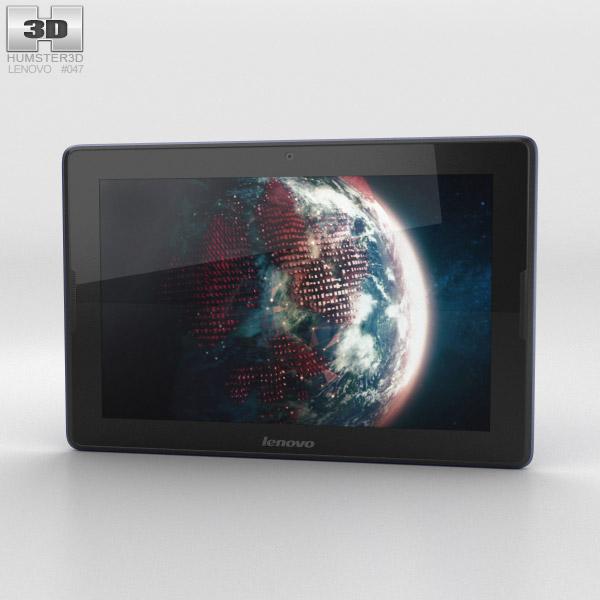 Lenovo A10 Midnight Blue 3d model