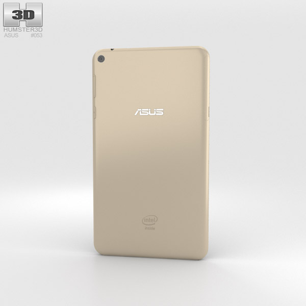 Asus Fonepad 8 (FE380CG) Gold 3d model