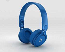Beats Mixr High-Performance Professional Blue 3D model