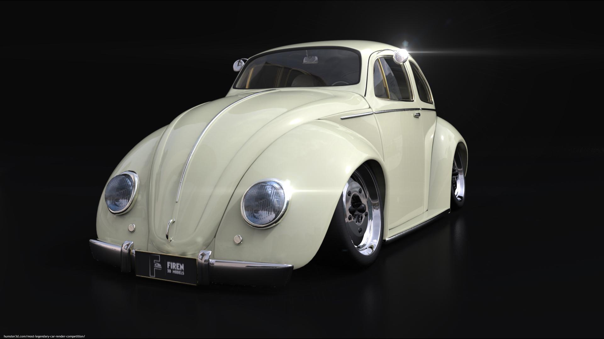 Volkswagen beetle 1963 tuning