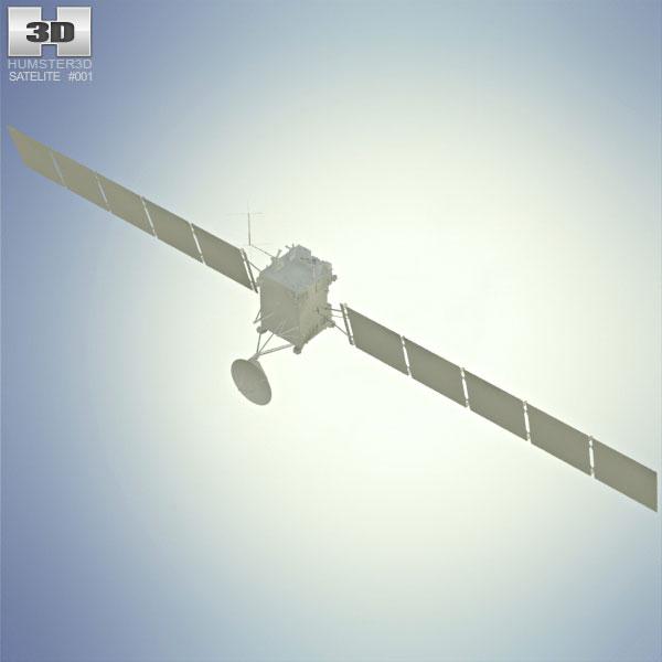 space probe models - photo #39