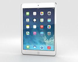 Apple iPad Mini 2 Silver 3D model