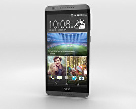 HTC Desire 820 Milky-way Grey 3D model