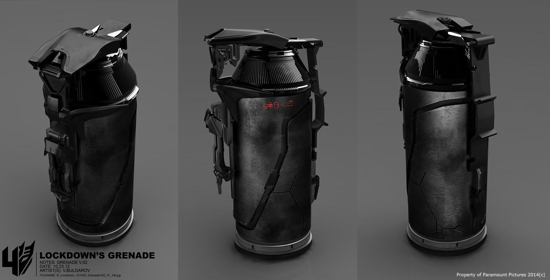 Vitaly Bulgarov Transformers Concept art