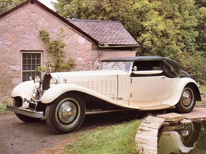 Cabriolet Weinberger