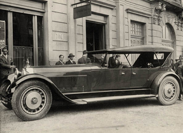 Royale Prototype body by Packard
