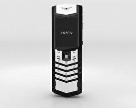 Vertu Signature Black and White 3D model