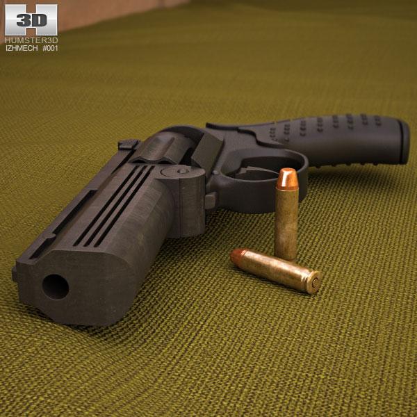 MP412 REX 3d model