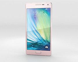 Samsung Galaxy A5 Soft Pink 3D model