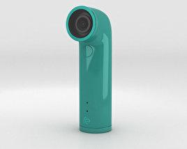 HTC Re Camera Green 3D model