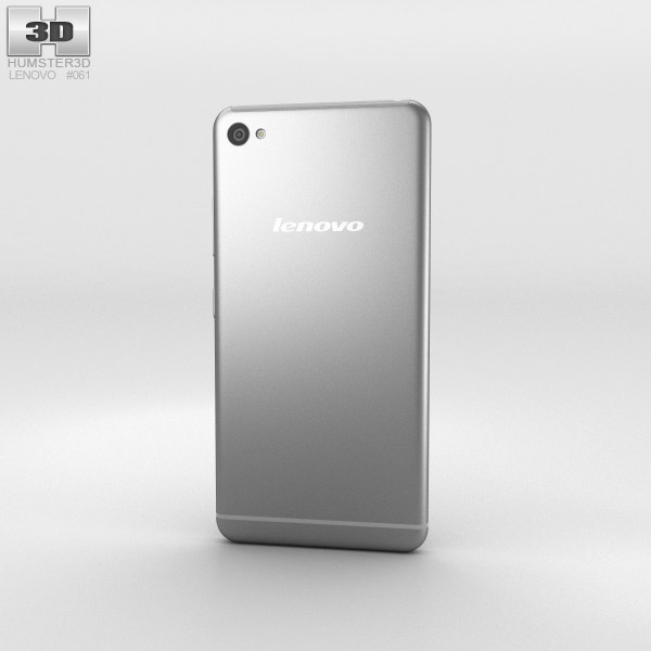 Lenovo Sisley Gray 3d model