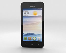 Huawei Ascend Y330 White 3D model
