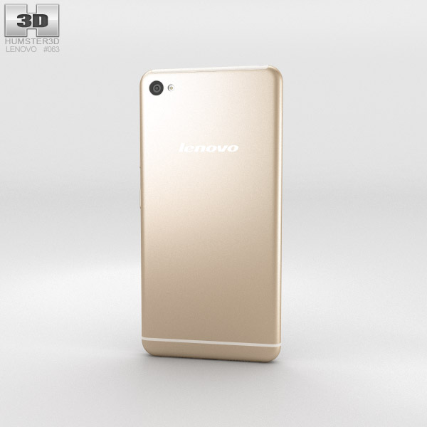 Lenovo Sisley Soft Orange 3d model