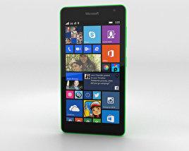 Microsoft Lumia 535 Green 3D model