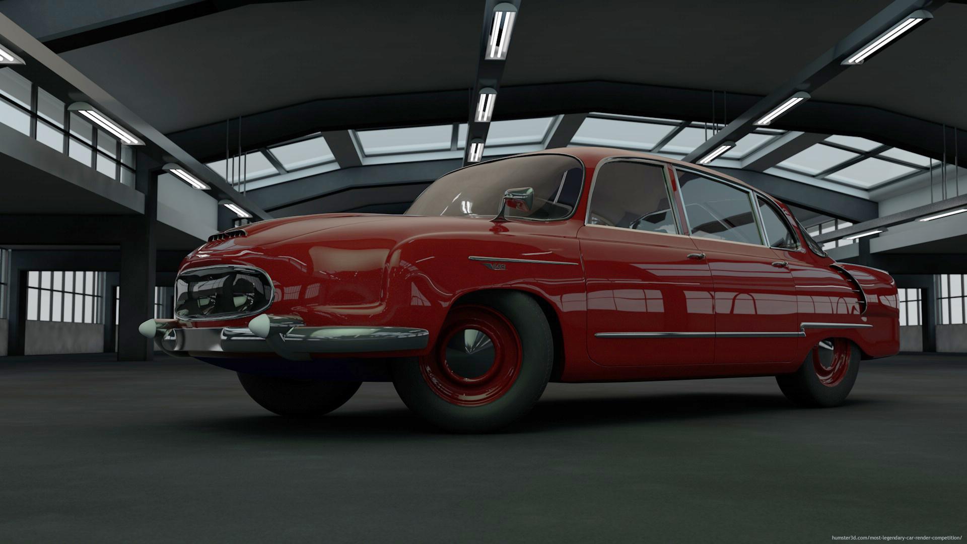 Tatra 603 1952