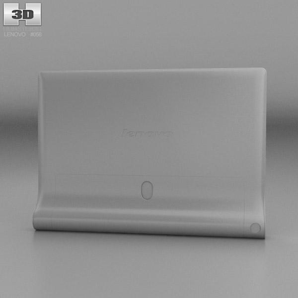 Lenovo Yoga Tablet 2 8 Inch Windows 3D Model