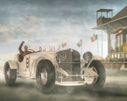 Mercedes Benz SSKL 1931