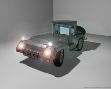 My Vintage X Car