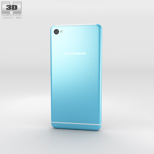 Lenovo Sisley Blue 3d model