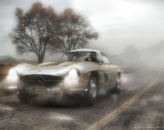 My toy car – the Gullwing