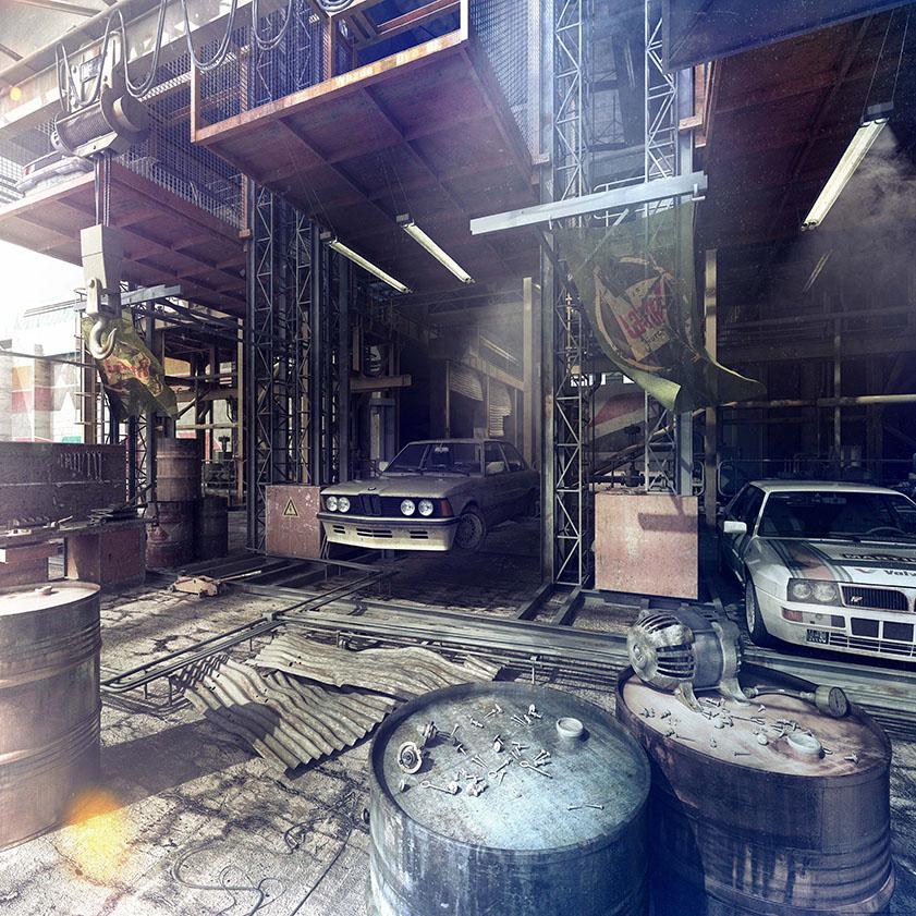 80′s BMW e21