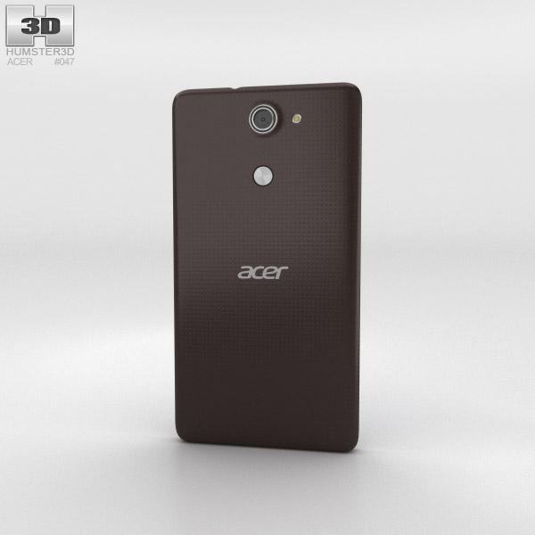 Acer Liquid X1 Graphite Black 3D Model