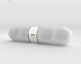 Beats Pill 2.0 Wireless Speaker Gold 3D model