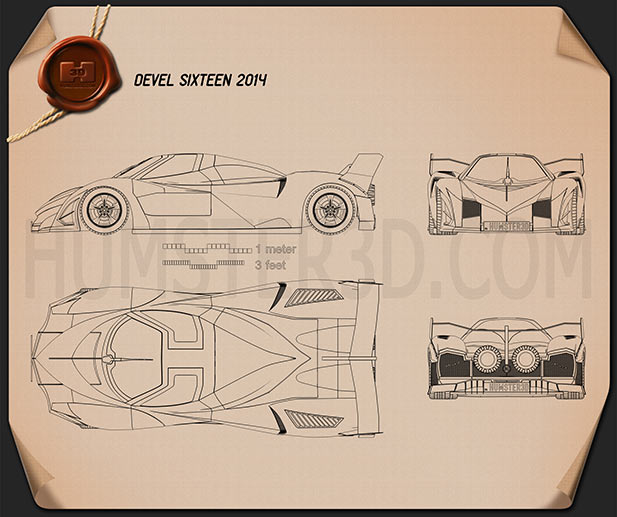 Devel Sixteen 2014 Blueprint