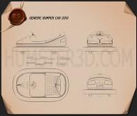 Bumper Car Blueprint