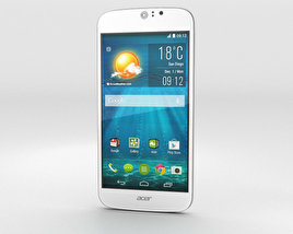 Acer Liquid Jade S White 3D model