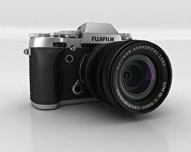 Fujifilm X-T1 Silver 3D model