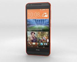 HTC Desire 620G Saffron Gray 3D model