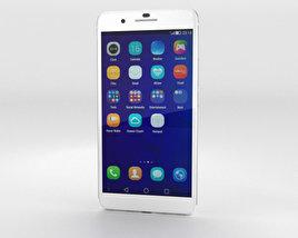 Huawei Honor 6 Plus White 3D model