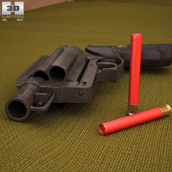 MIL Thunder 5 3d model