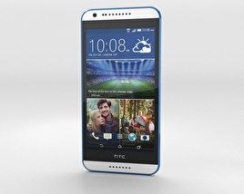 HTC Desire 620G Santorini White 3D model