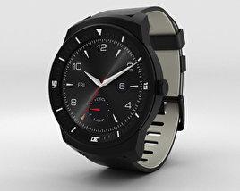 LG G Watch R 3D model