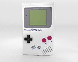 Nintendo Game Boy 3D model
