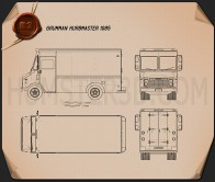 Grumman Kurbmaster 1985 Blueprint