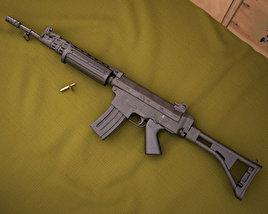 FN FNC REM Sporter 3D model