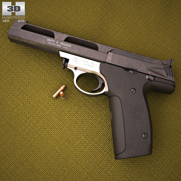 Smith & Wesson Model 22A