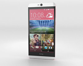 HTC Desire 826 Purple Fire 3D model