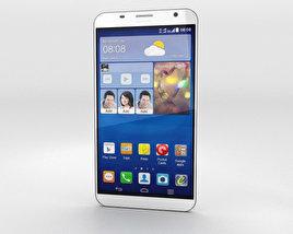 Huawei Ascend GX1 White 3D model
