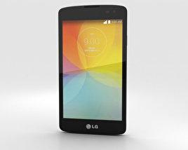 LG F60 White 3D model